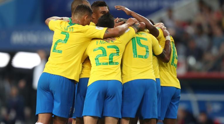 Brasil derrotó con dudas a Serbia en Rusia 2018