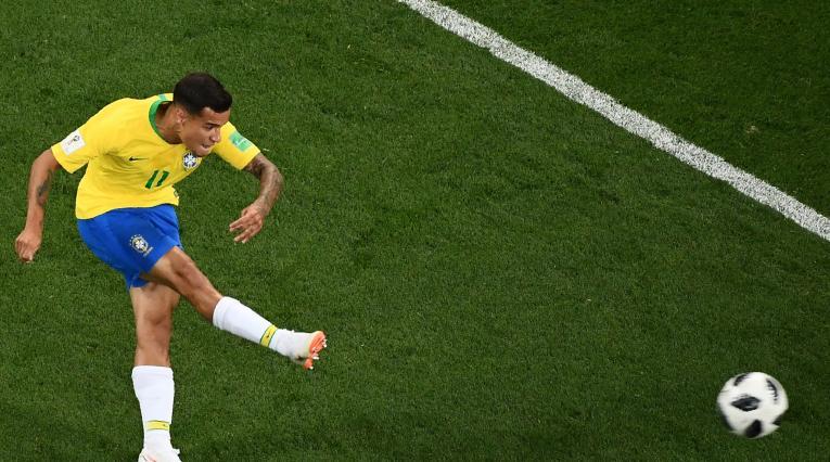 Jugador del Barcelona Coutinho