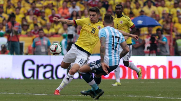 Daniel Torres hizo parte del proceso de la Selección Colombia rumbo a Rusia 2018