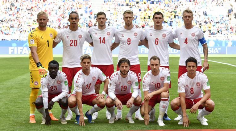 Dinamarca vs Australia Rusia 2018