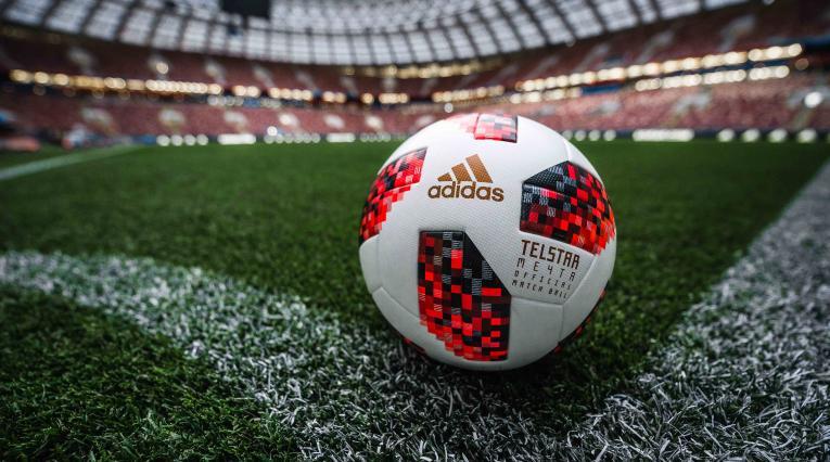 Telstar Mechta, el balón para el Mundial Rusia 2018 culminada la fase de grupos
