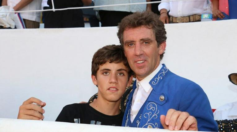 Guillermo y Pablo Hermoso