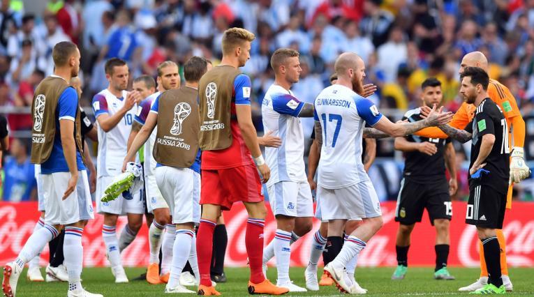 Islandia Argentina