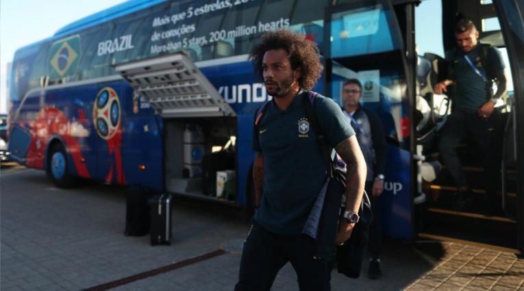 Marcelo Brasil Rusia 2018