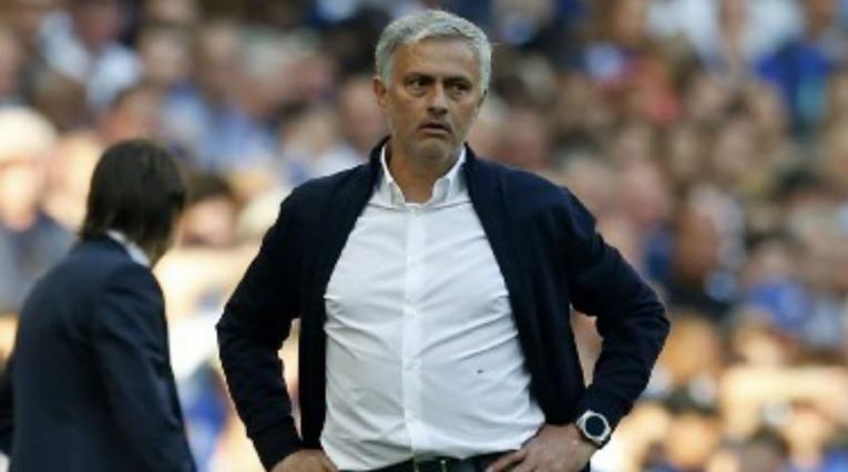 José Mourinho, técnico del Manchester United, amigo de Florentino Pérez