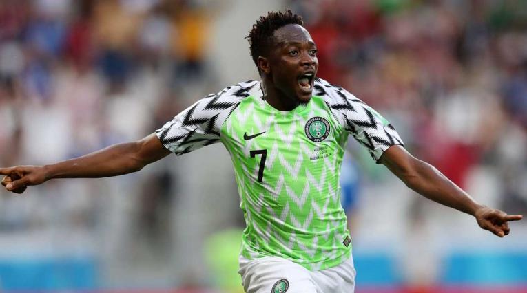 Ahmed Musa revivió a Nigeria y a Argentina