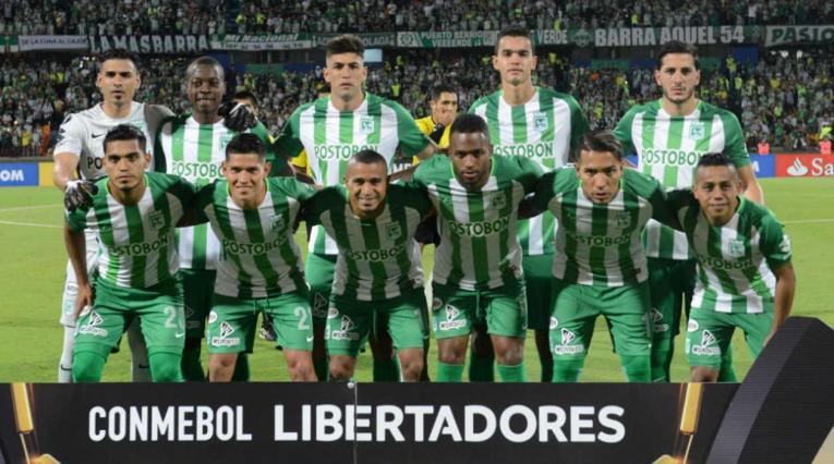 Atlético Nacional cuenta con cuatro argentinos en su nómina