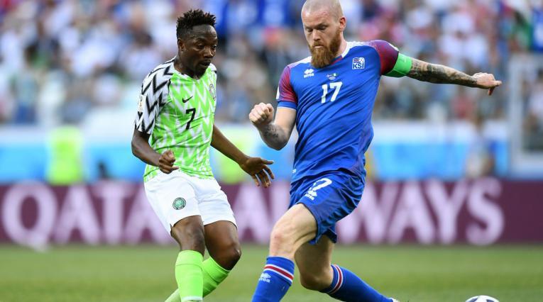Nigeria Islandia Rusia 2018