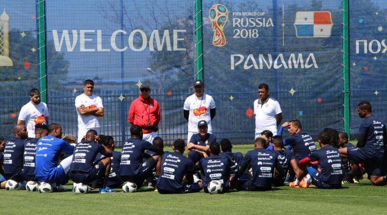 Panamá Rusia 2018
