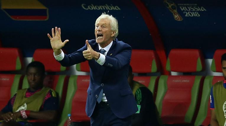 José Pékerman, técnico que clasificó a Colombia a Brasil 2014 y Rusia 2018