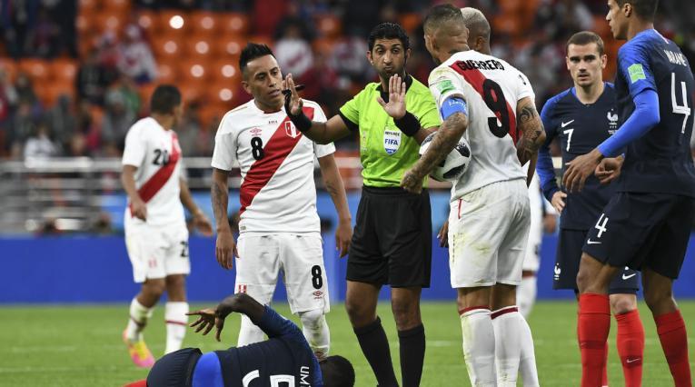 Perú, eliminada de Rusia 2018