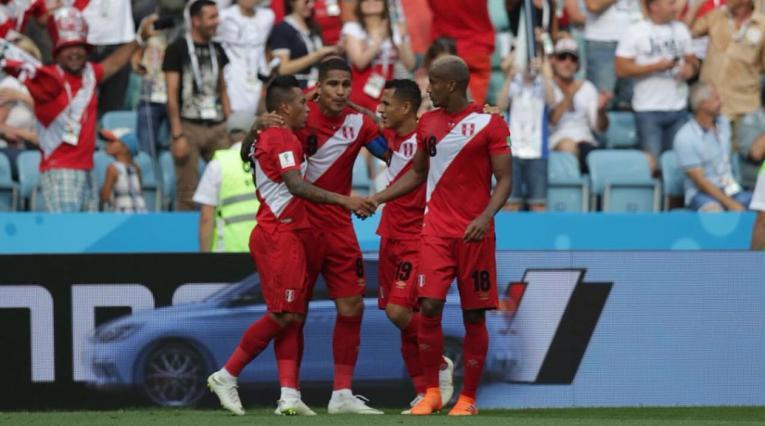 Perú Rusia 2018