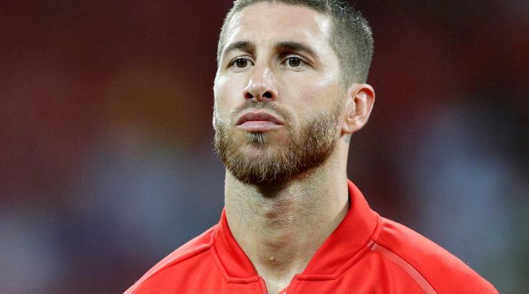 Sergio Ramos, capitán de la Selección de España