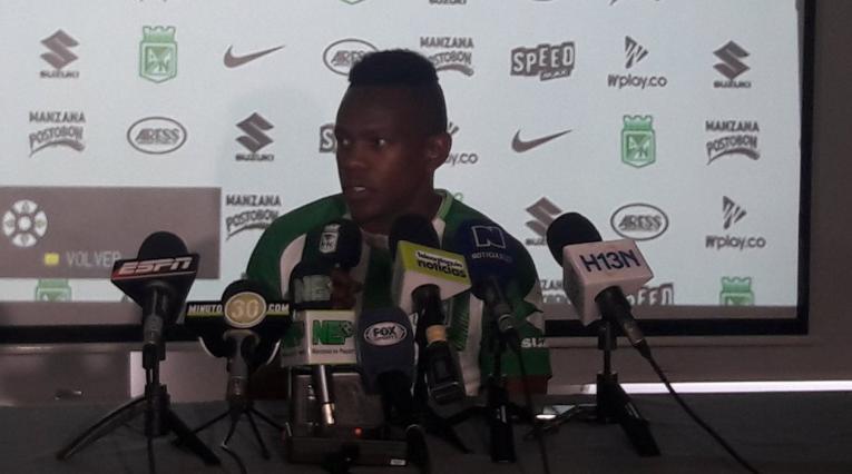 Yerson Candelo es nuevo jugador de Atlético Nacional