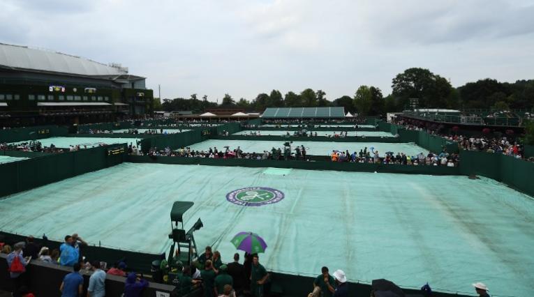 Canchas de Wimbledon 2018