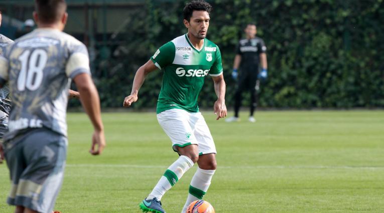Abel Aguilar cumplió su segundo ciclo con el Deportivo Cali