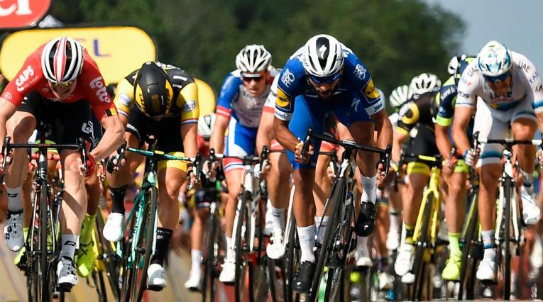 Fernando Gavoria, favorito para imponerse en la octava del Tour de Francia