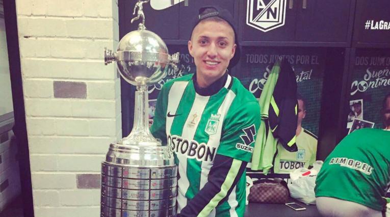 Indio Ramírez Atlético Nacional
