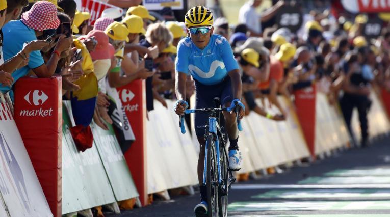 Nairo Quintana 14 Tour de Francia 2018