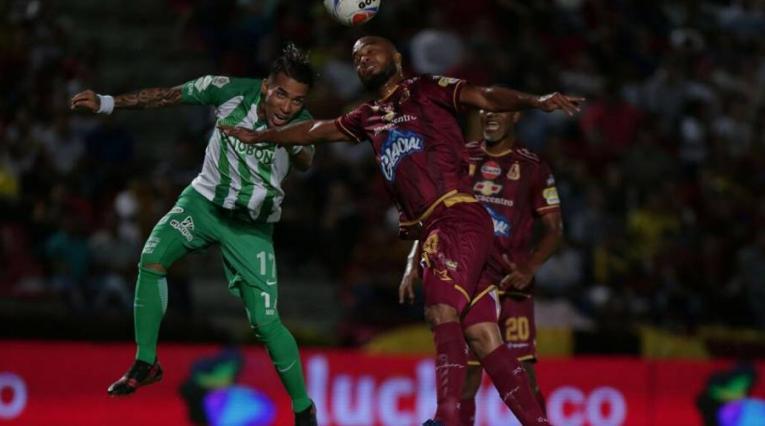 Atlético Nacional debuta en la Liga ante el Deportes Tolima