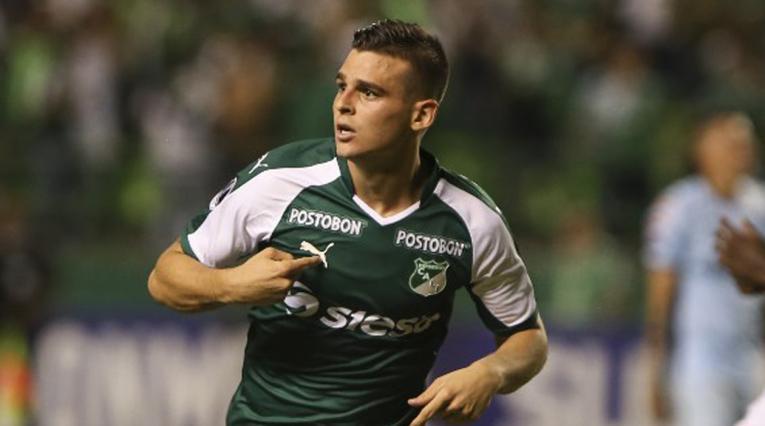 Nicolás Benedetti habló sobre su posible salida del Deportivo Cali