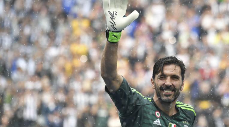 Gianluigi Buffon, portero de Juventus