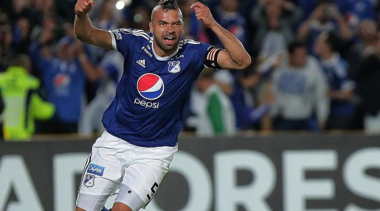 Andrés Cadavid lleva 5 años vistiendo la camiseta de Millonarios