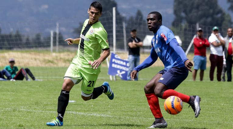 Edison Toloza sumará el undécimo club en su carrera profesional