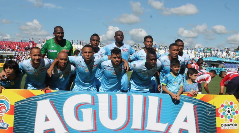 Sebastián Villota con Jaguares en la Liga Águila 2017