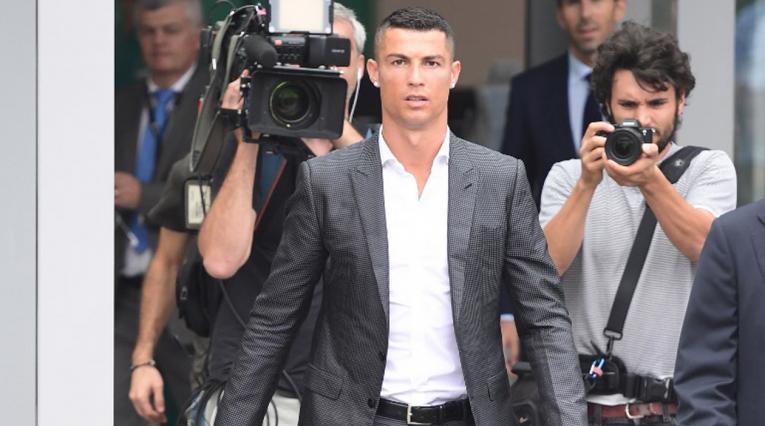 Cristiano Ronaldo es nuevo jugador de la Juventus