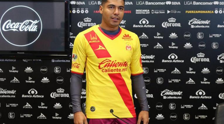 Jefferson Duque jugará la próxima temporada en el Atlas de México