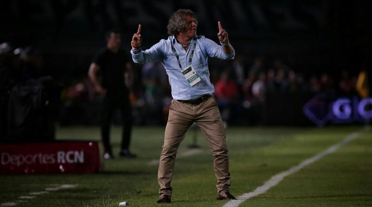 Alberto Gamero, director técnico del Deportes Tolima