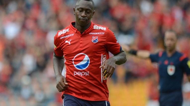 Juan Fernando Caicedo, delantero del Medellín
