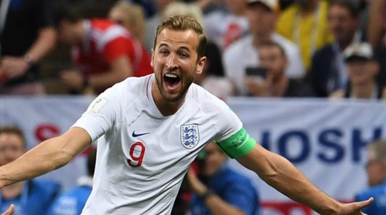 arry Kane cerca de quitarle el trono a James Rodríguez como goleador del Mundial