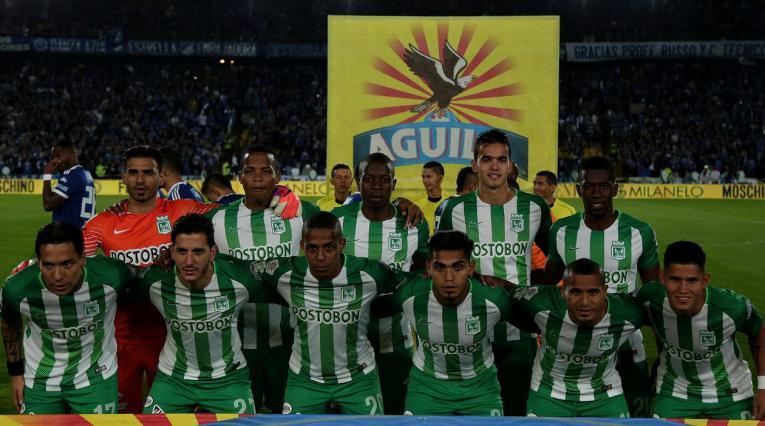 Atlético Nacional en la Liga Águila 2018-I