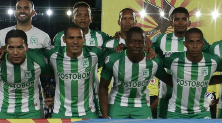Jugadores de Atlético Nacional formados