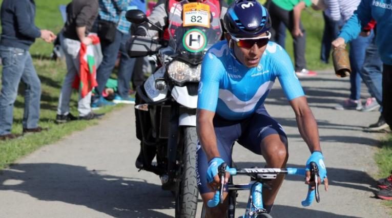 Nairo Quintana Movistar Team Tour Francia 2018