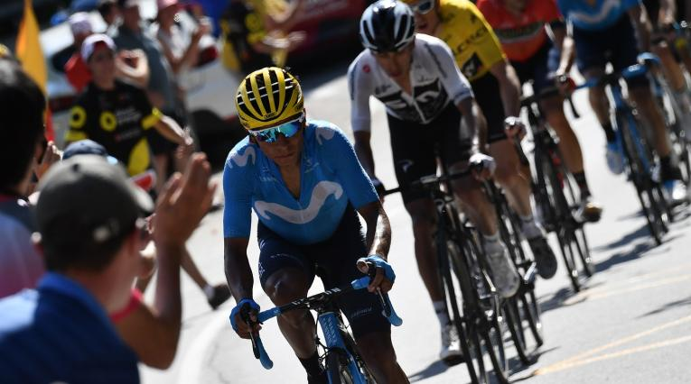Nairo, etapa 12 Tour de Francia 2018