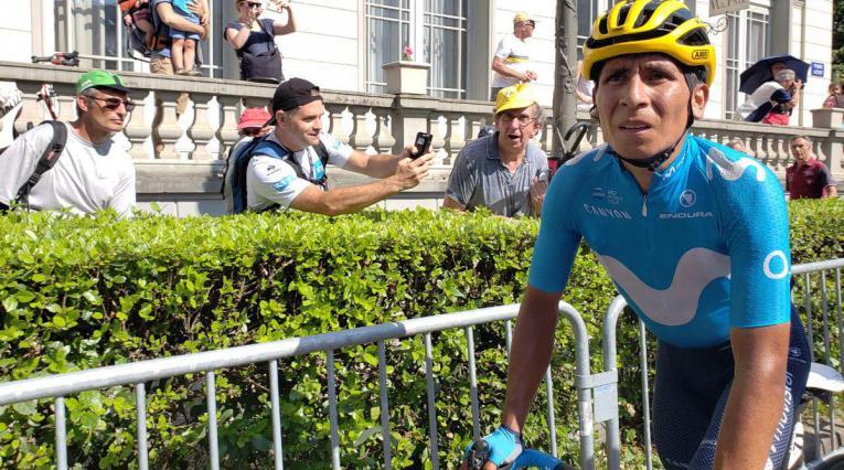 Nairo Quintana Tour 2018