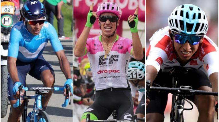 Quintana, Urán y Bernal intentarán descontar tiempo en la undécima etapa