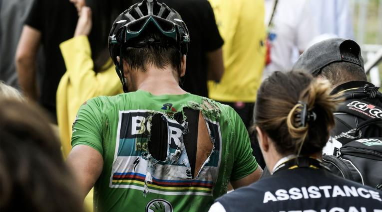 Peter Sagan, ciclista de Bora