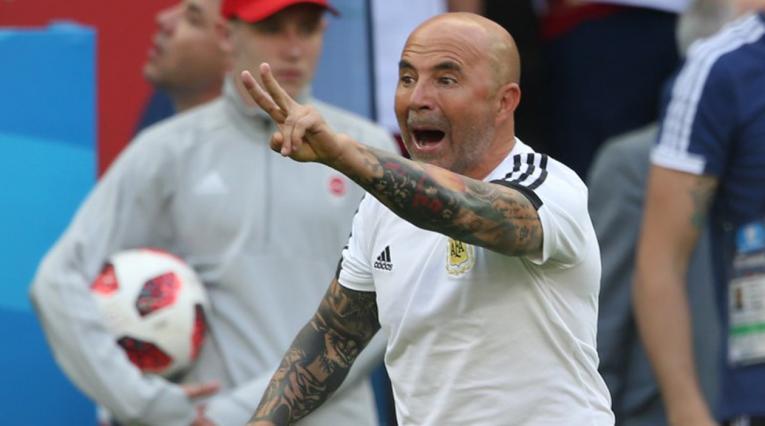 Sampaoli seguirá siendo el director técnico de Argentina