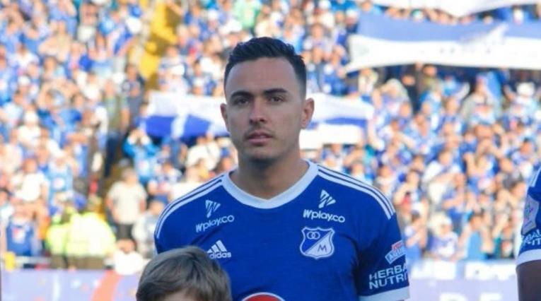 Santiago Montoya, jugador de Millonarios
