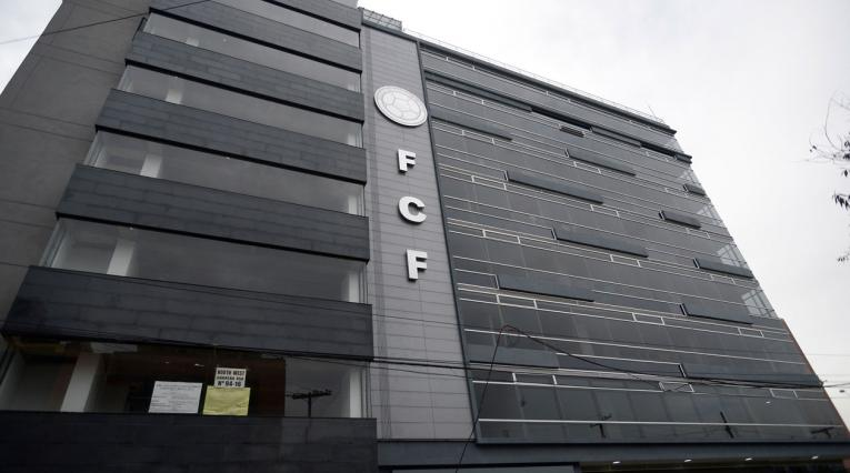 Sede administrativa de la Federación Colombiana de Fútbol