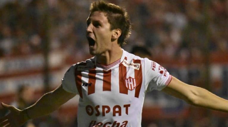 Franco Soldano de Unión de Santa Fe es pretendido por Atlético Nacional
