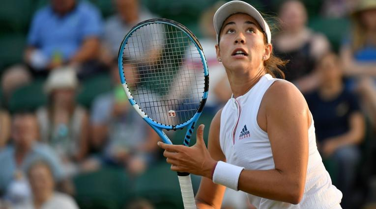 Garbiñe Muguruza cae en segunda ronda de Wimbledon