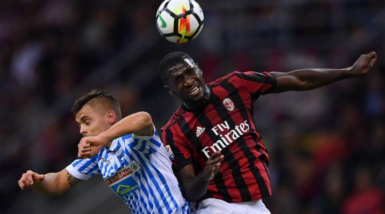 Cristian Zapata lleva 6 temporadas en el AC Milan