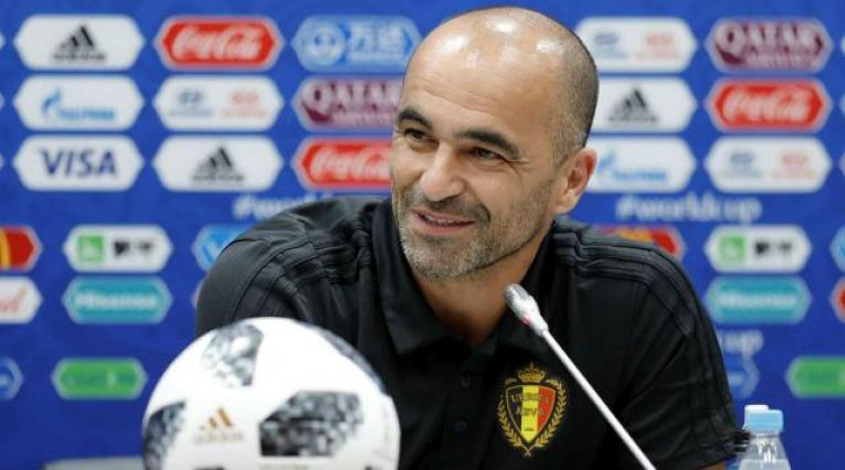 Roberto Martínez, técnico español