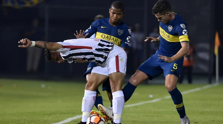 Libertad de Paraguay vs Boca Juniors