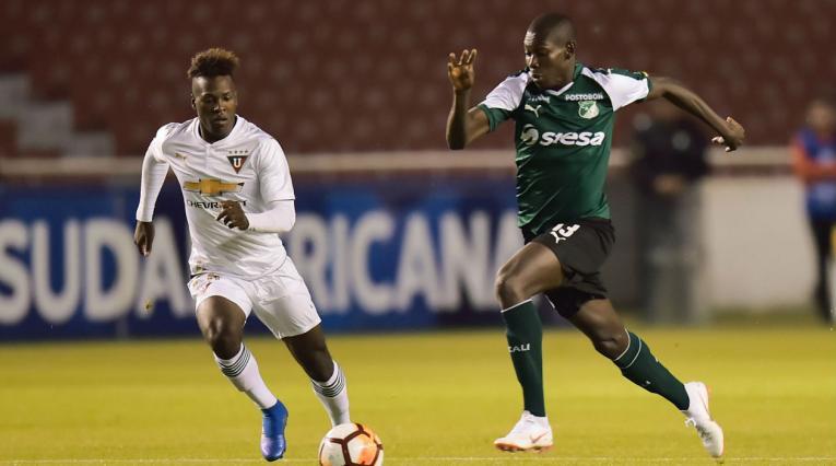 Deportivo Cali vs Liga de Quito por Copa Sudamericana